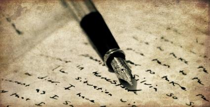 Writing-is-art