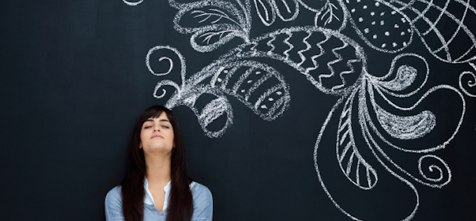 woman-blackboard-6-steps-to-a-happy-mind-upgrade-by-healthista.com_